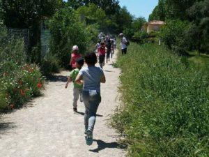 Les écoliers de Saint Martin de Crau s'investissent pour les enfants de Guinée