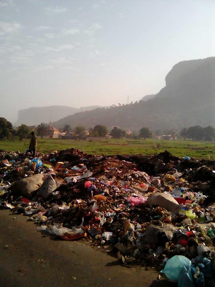 Santé et environnement en Guinée
