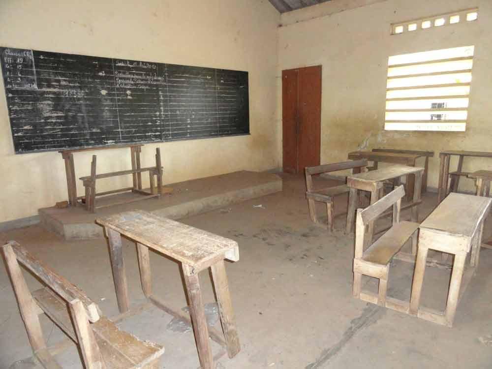 Les écoles en Guinée en photo