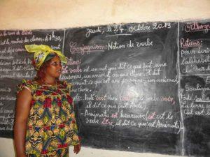 L'école en Guinée