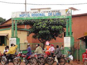 Santé en environnement en Guinée