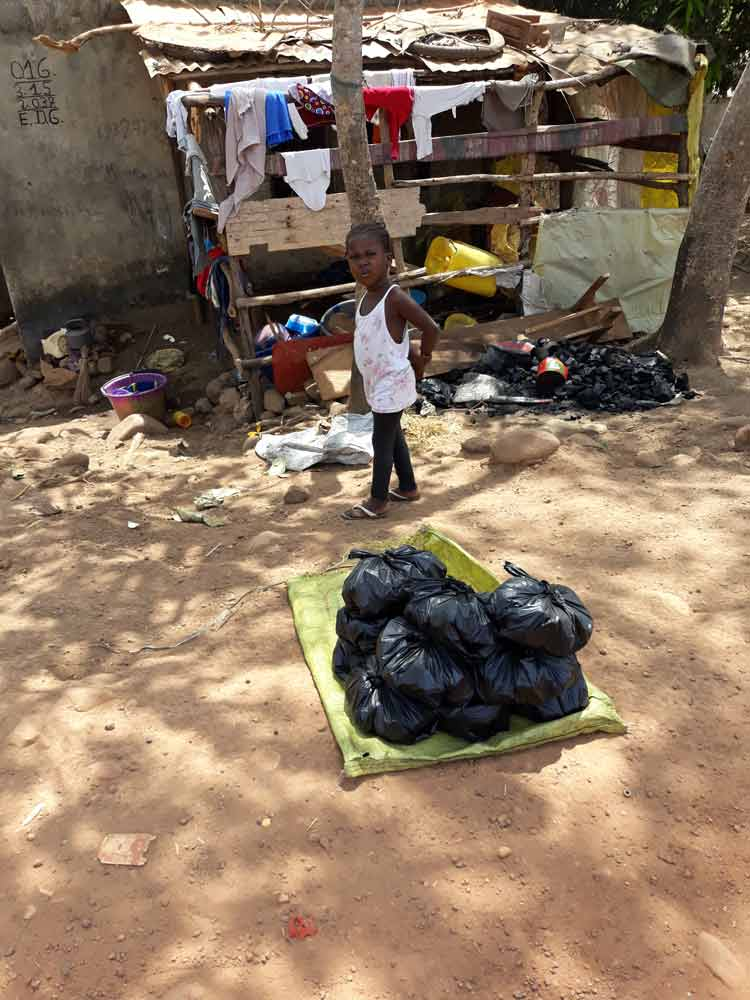 Le travail des enfants en Guinée