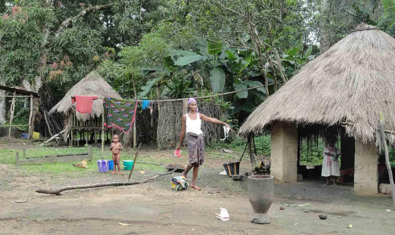 La vie en Guinée en photos