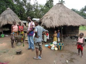 La vie en Guinée